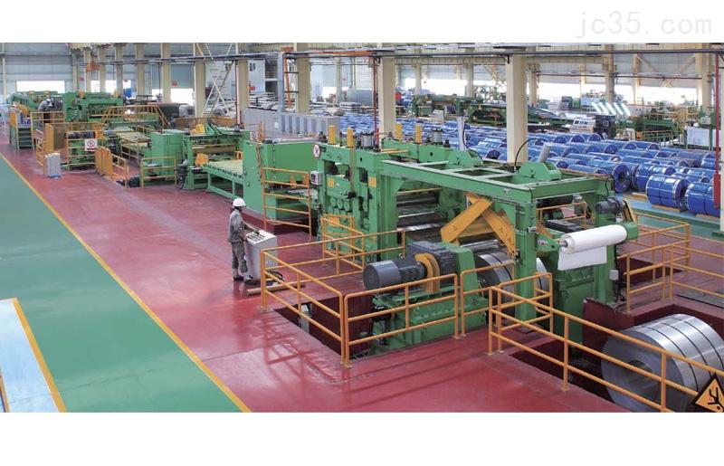 热轧卷板生产线