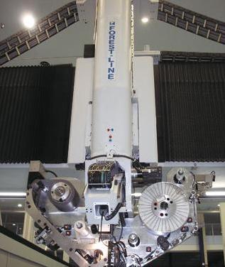 复合材料飞机制造对制造设备的要求