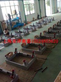 上海2T钢瓶秤