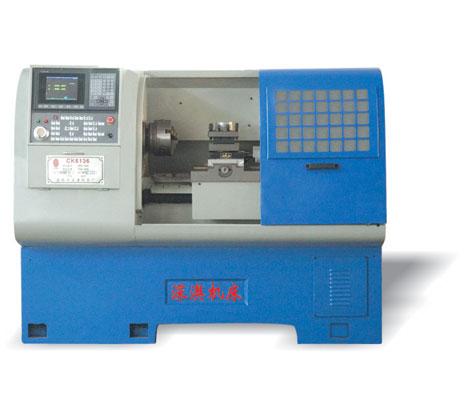 ck6136/cjk6136经济型数控车床厂家