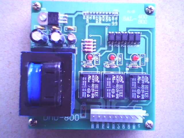 800g/400g-吸料机线路板说明书