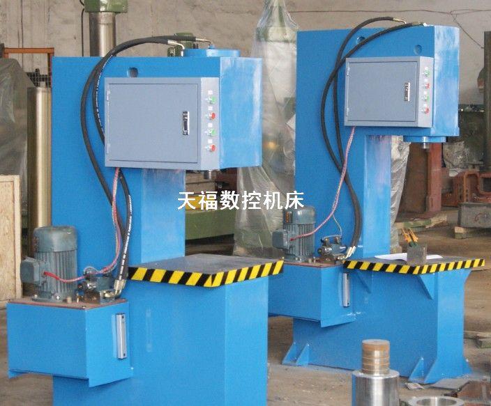 yq30-160单柱液压机图片