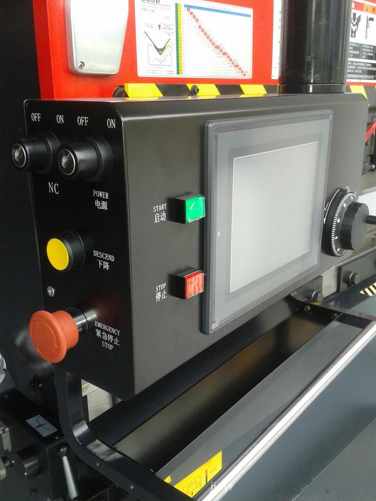 1600(kg) 可加工尺寸 35t/1200(mm) 原理 冷成型 剪切角 任意角度折弯