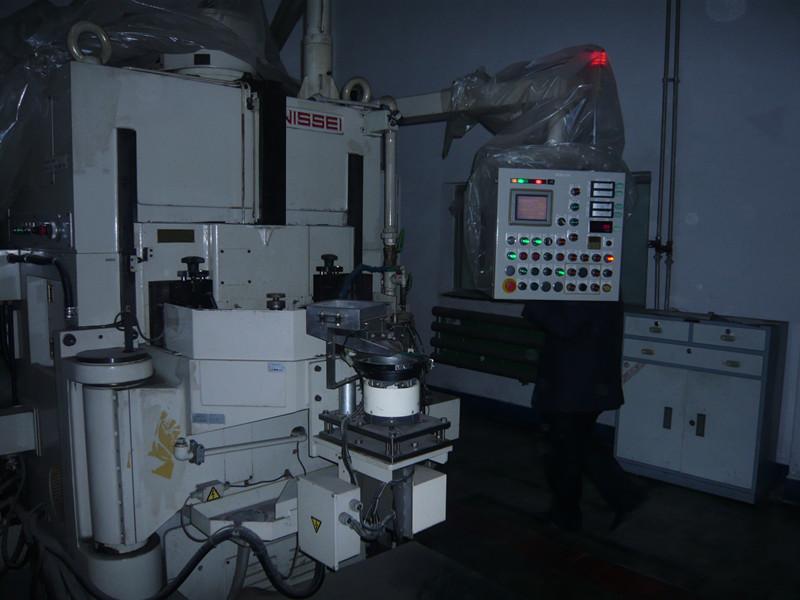 v-5c-立轴双端面磨床-巩义市城区四通设备调剂部