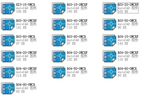 排线器CAD资料图纸尺寸下载图纸内f带圈图片