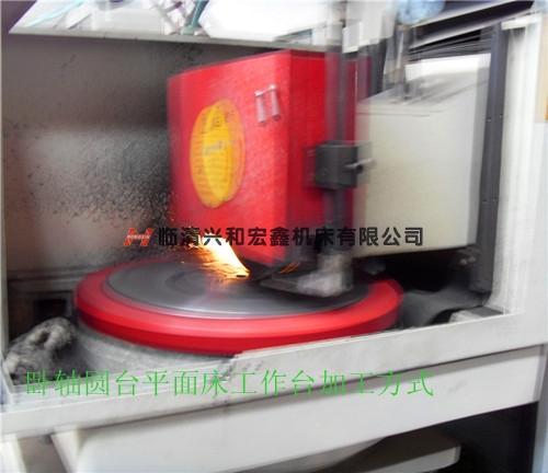 m7380a磨床圆形强力电磁吸盘工作台磨床
